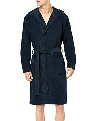 1af7ab5b510c Tommy Hilfiger Men's Icon Hooded Bathrobe