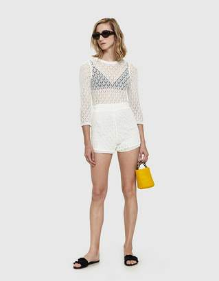 Farrow Matilde Knit Shorts