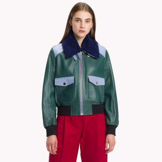 Tommy Hilfiger Colorblocked Flying Jacket