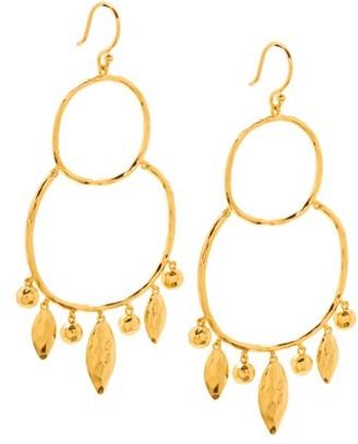 Women's Gorjana Eliza Chandelier Earrings $70 thestylecure.com
