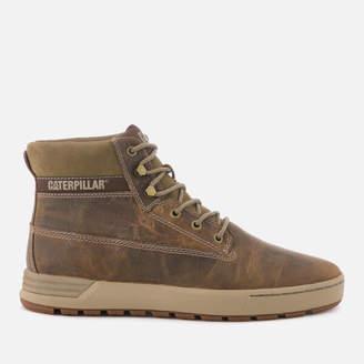 Caterpillar Men's Ryker Boots - Dark Beige