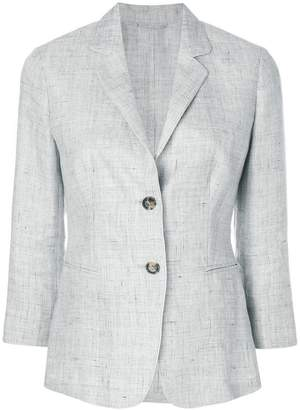 Max Mara cropped fitted blazer
