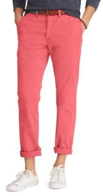 Polo Big And Tall Classic-Fit Cotton Chino Pants