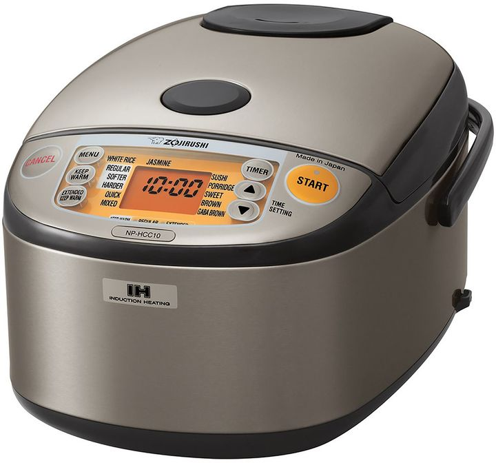 Zojirushi Induction Heating System Rice Cooker and Warmer