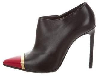 Saint Laurent Paris Ankle Boots