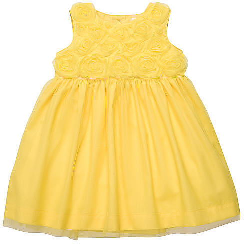 Carter's Girls' Tulle Dress with a Diaper Cover