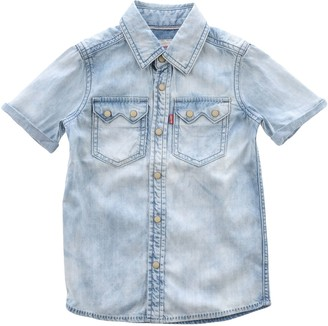 Levi's Denim shirts - Item 42674449LE