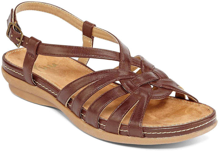 JCPenney Yuu™ Alcan Sling-Back Sandals