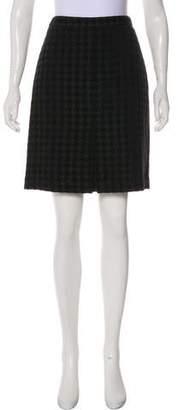 Brooks Brothers A-Line Knee-Length Skirt