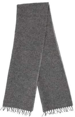 Hermes Cashmere Wool Muffler
