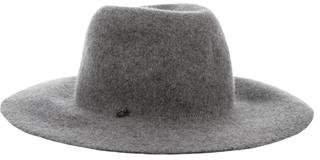 CLYDE Felt Wide-Brim Hat
