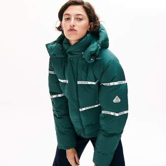 Lacoste Unisex x Pyrenex Lightweight Puffer Coat