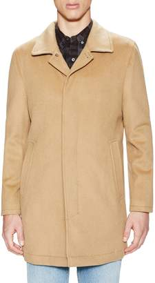 Hart Schaffner Marx Men's Douglas Dress Topcoat
