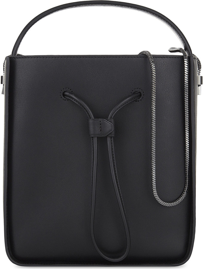 3.1 Phillip Lim 3.1 Phillip Lim Soleil small leather bucket bag