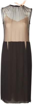 N°21 N 21 Sheer dress