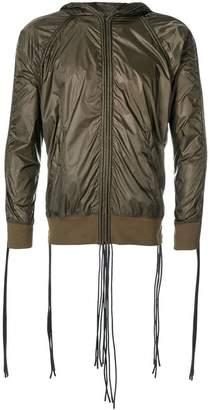 Kokon To Zai Corded hoodie