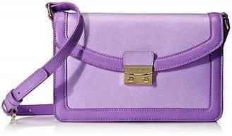 Vera Bradley Leather Lilac Tess