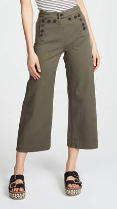 A.L.C. Pierce Twill Sailor Pants