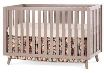 Child CraftChild CraftTM Loft 4-in-1 Convertible Crib in Grey