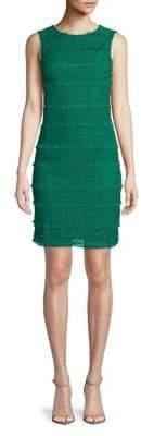 Dorothy Perkins Sleeveless Lace Fringe Dress