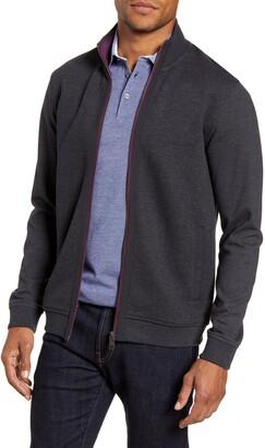 Ted Baker Multy Slim Fit Fleece Jacket
