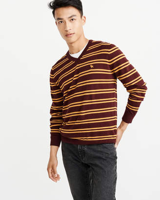 Abercrombie & Fitch The A&F Icon Sweater