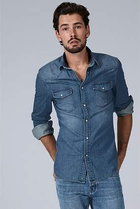 Country Road Slim Western Shirt