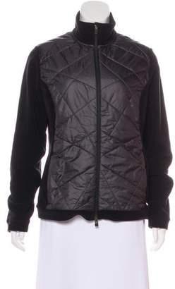 Kjus Lightweight Zip-Up Jacket