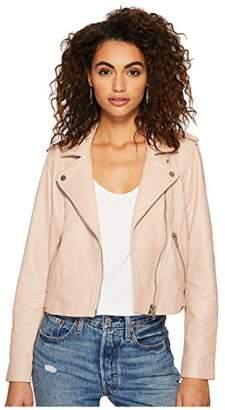 Lucky Brand Women's Core Moto Jacket