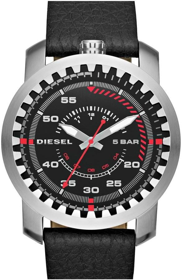 DieselDiesel Men's Rig Three-Hand Quartz Watch