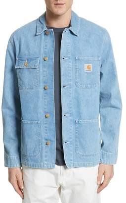 Carhartt WORK IN PROGRESS Michigan Norco Denim Chore Jacket