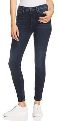 Hudson Barbara High Rise Skinny Jeans in Down N Out