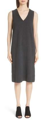 Lafayette 148 New York Merino & Cashmere Sweater Dress