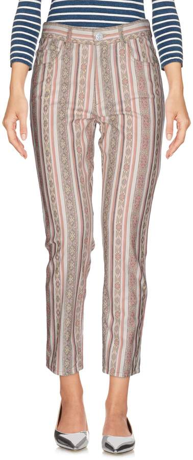 Etoile Isabel Marant Denim pants - Item 42567985
