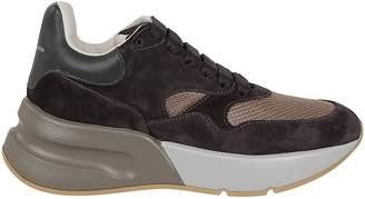 Alexander McQueen Color Block Sneakers