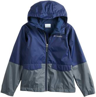 Columbia Boys 8-20 Weather-Drain Lined Jacket