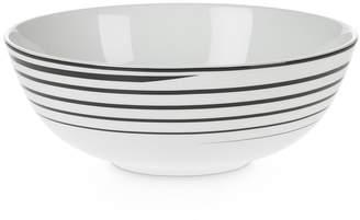 Mikasa Dinnerware, Cheers Vegetable Bowl Spiral