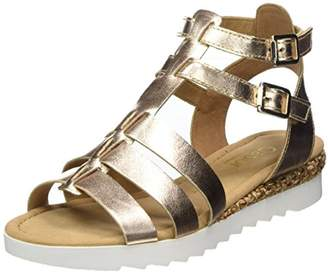 Gabor Women Comfort Sport Ankle Strap Sandals,(37 EU)