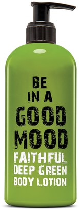 Be In A Good Mood BE IN A GOOD MOOD Faithful Deep Green Body Lotion