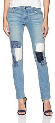 James Jeans Women's Neo Beau Slim Fit Boyfriend