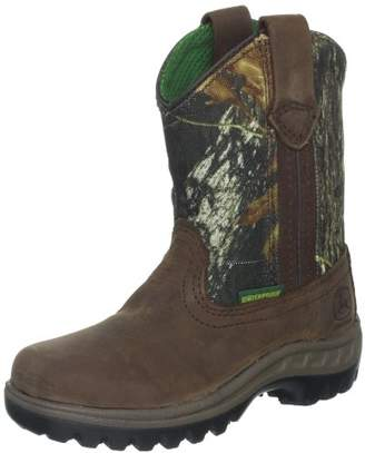 John Deere 2468 Western Boot (Toddler/Little Kid)