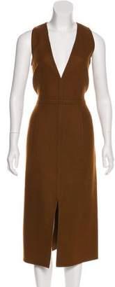 Hermes Sleeveless Midi Dress