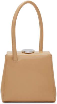 BEIGE Little Liffner Mademoiselle Bag