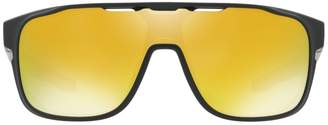 Oakley Crossrange Shield Mtt Black Sunglasses