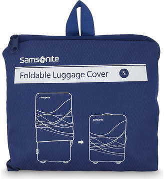 Samsonite Foldaway small luggage cover $26.50 thestylecure.com
