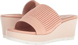 Tahari Women's TT-Gigi Wedge Sandal