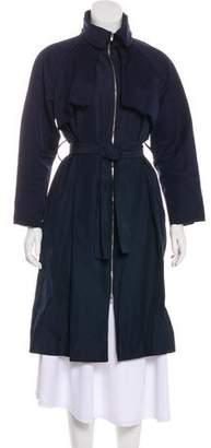 Ter Et Bantine Belted Long Coat