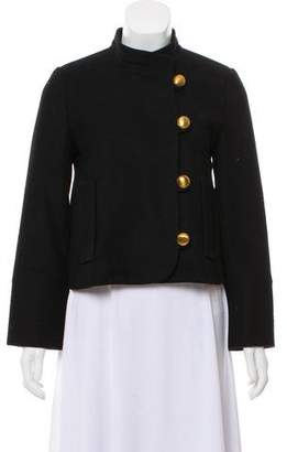 Marc by Marc Jacobs Short Wool Coat