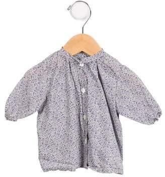 Makie Girls' Printed Long Sleeve Top