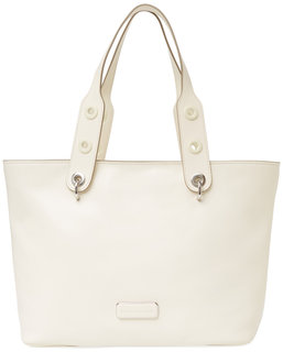 Marc By Marc Jacobs Ligero Grommets East West Leather Tote